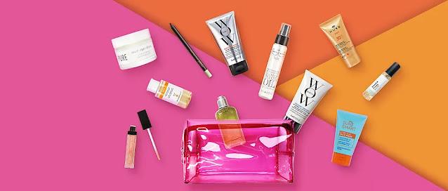 Marks & Spencer Summer Beauty bag