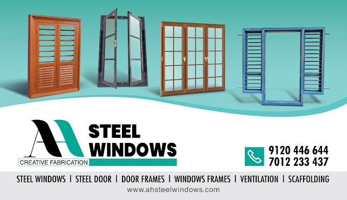 Steel Windows Latest Design