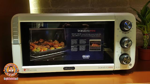 De'Longhi oven