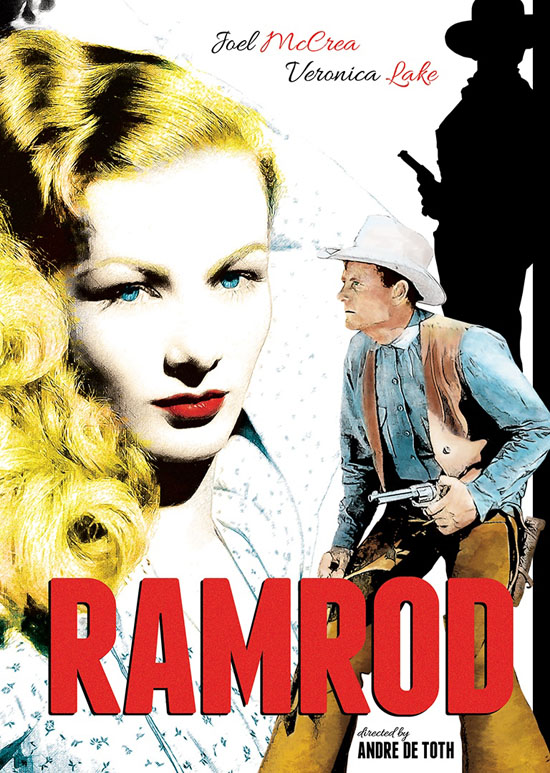 Laura S Miscellaneous Musings Coming To Dvd Ramrod 1947