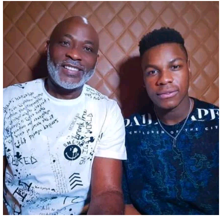 Nollywood Actor RMD & Hollywood Actor John Boyega Pictured Together