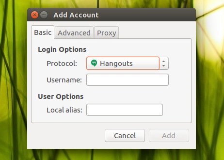 Use Google Hangouts With Extra Features In Pidgin With