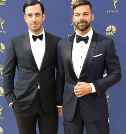 Ricky Martin Welcomes Fourth Child With His Husband, Jwan Yosef