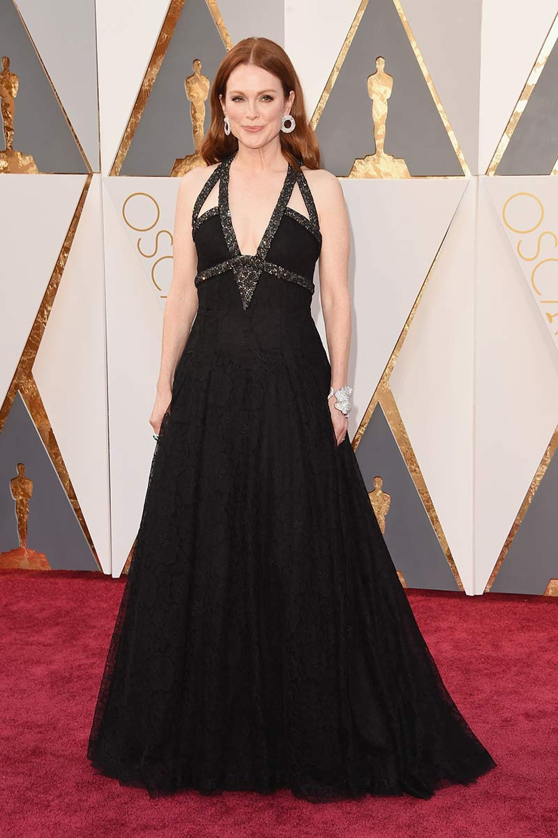 Julianne Moore en Chanel