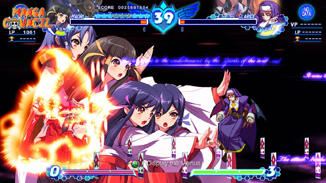 Arcana Heart 3 Love Max Save Game C