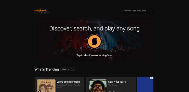 Cara Mencari Judul Lagu dengan Suara di PC