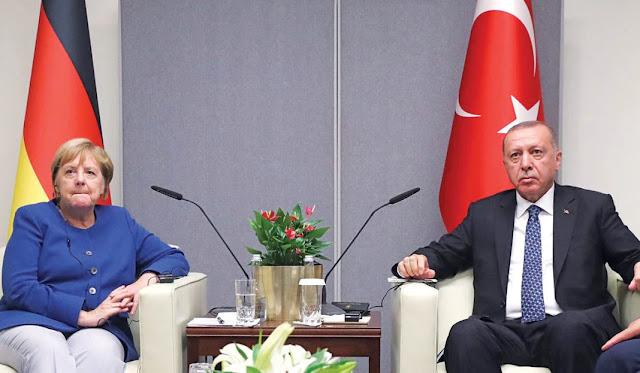 Πέντε προκλητικές αξιώσεις από Τουρκία