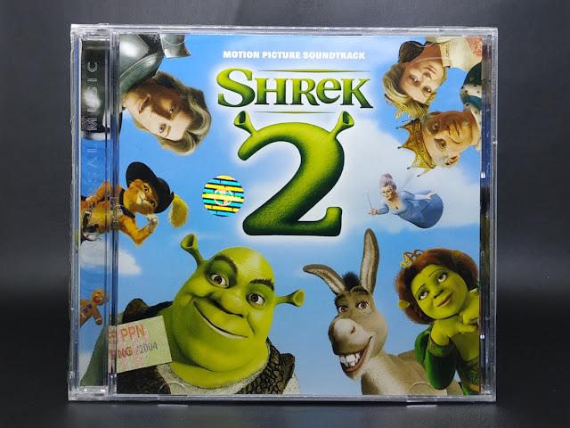 Cd Shrek 2 Motion Picture Soundtrack Gudang Musik Shop