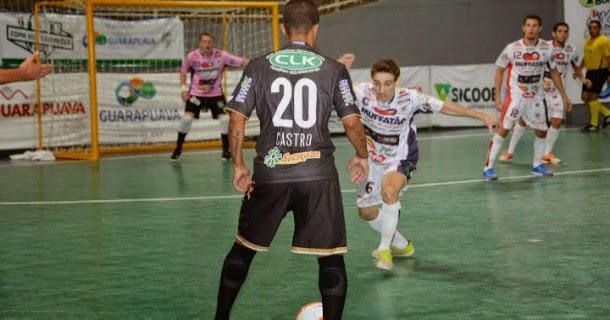 1d8637e622 O Campeonato Paranaense de Futsal