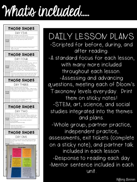 first grade interactive read aloud lessons common core TN Ready
