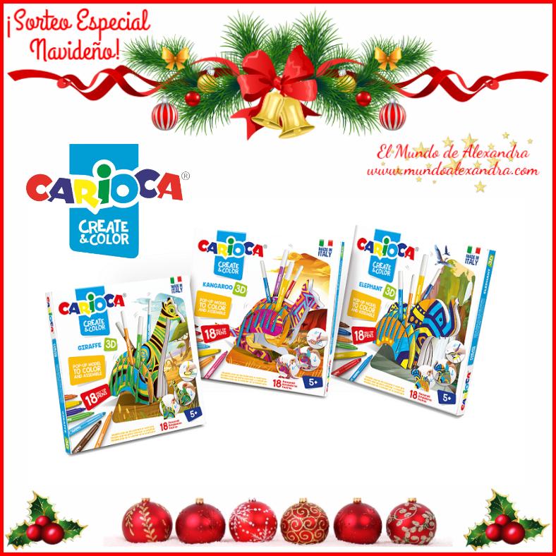 create&color carioca