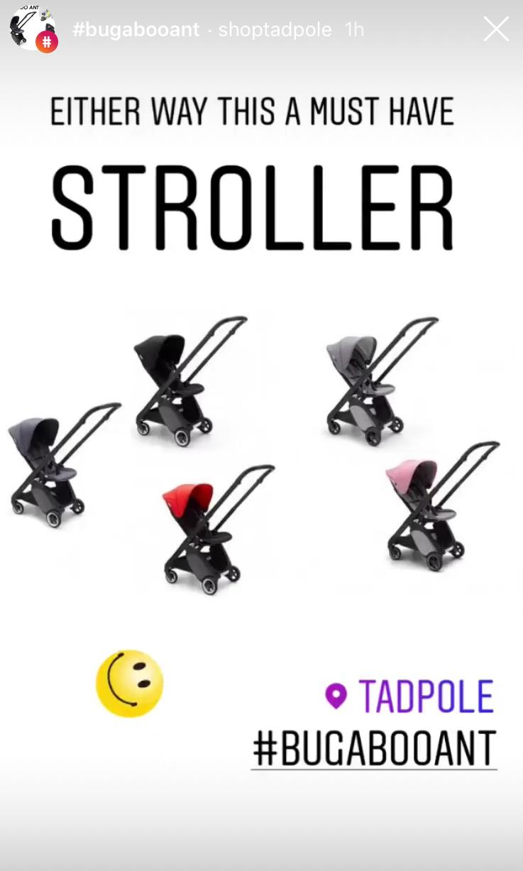 The new Bugaboo Ant - The Baby Gear Files