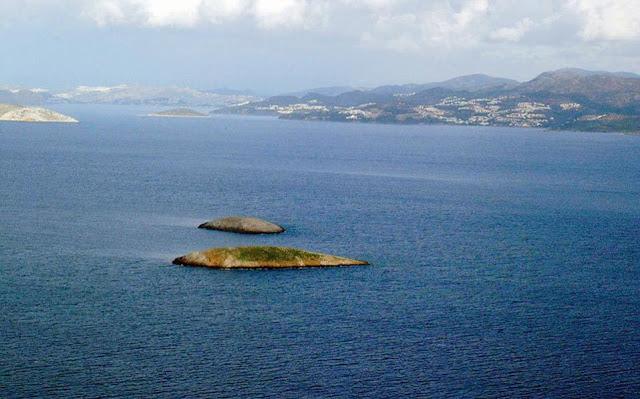 Και νέο θρίλερ στα Ίμια μεταξύ Ελλήνων - Τούρκων