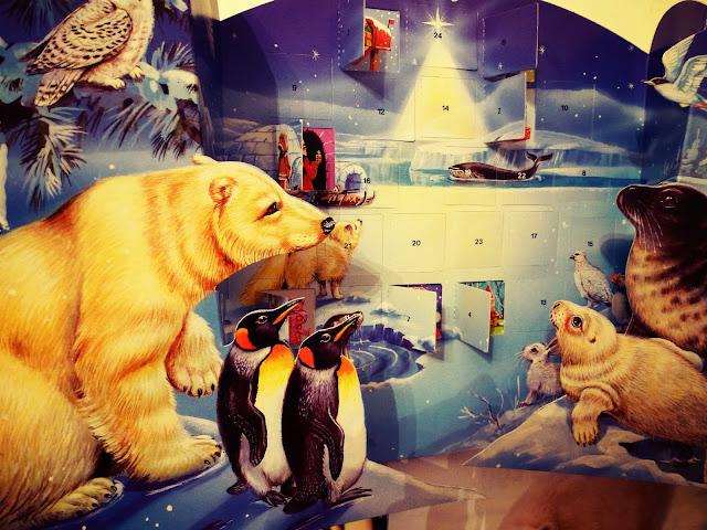 Arctic Advent calendar