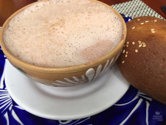 chocolate de leche, donde comer en oaxaca, que comer en oaxaca, que probar en oaxaca, gastronomia oaxaca