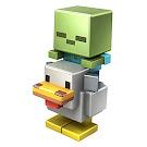 Minecraft Chicken Jockey Series 24 Figure