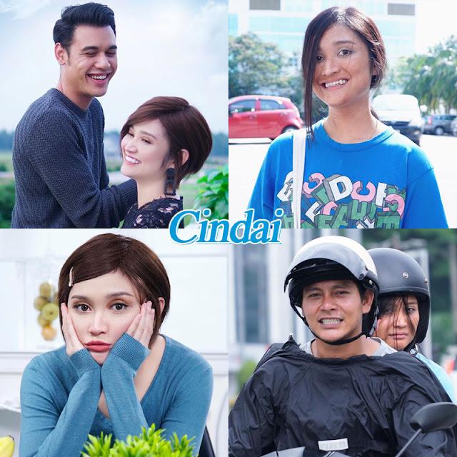 Drama Cindai tv3