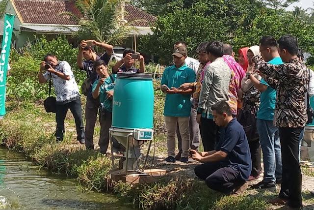 sistem kampung naga foundation dan nelayan teknologi