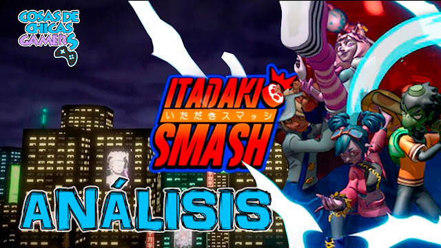 Itadaki Smash - análisis review