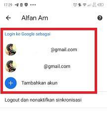 Cara Mengganti Akun Google Chrome Di Android Dengan Mudah Nggatekno