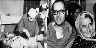 mass sterilization sanjay gandhi