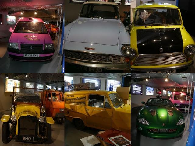 Beaulieu Motor Museum TV and movies