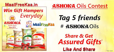 Free Ashoka Food Oil