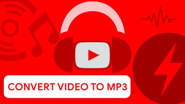 mengubah video youtube ke mp3