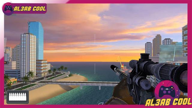 تحميل لعبة Sniper 3D Assassin Gun Shooter MOD للأندرويد من الميديا فاير