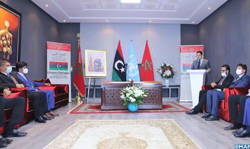 """الحوار الليبي ببوزنيقة.. توافقات الجولة الثانية """"حاسمة"""" في اتجاه اختيار شاغلي المناصب السيادية (السيد بوريطة)"""
