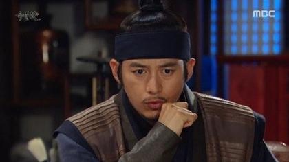 ยุนแทวอน (Yoon Tae-Won) @ The Flower in Prison อ๊กยอ ผู้พิทักษ์แห่งโชซอน