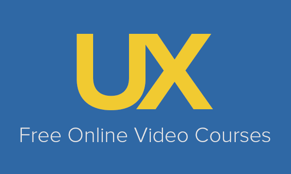 Free Online Courses for UX Designers