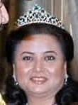 emerald tiara johor malaysia queen permaisuri raja zarith sofiah