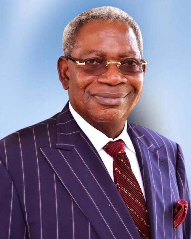 Heartbreaking: FUTA Mourns Pro Chancellor, Senator Joseph Waku