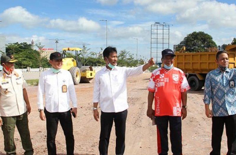 Nama Melayu untuk Taman Baru