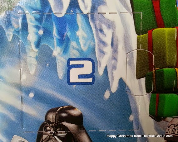 LEGO Star Wars Advent Calendar Day 2
