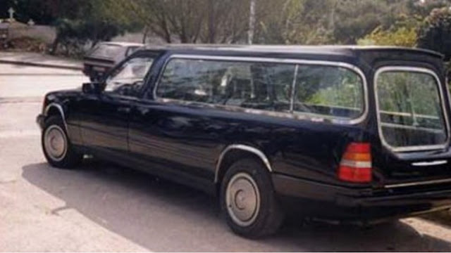 Επέμβαση του ΕΚΑΒ στην Αργολίδα για οδηγό νεκροφόρας που μετέφερε φέρετρο με νεκρό
