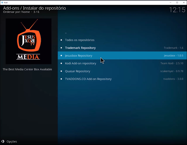 jesusbox repository