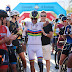 Homenaje a Ricardo Ten en la segunda etapa de la Vuelta Cicloturista a Ibiza