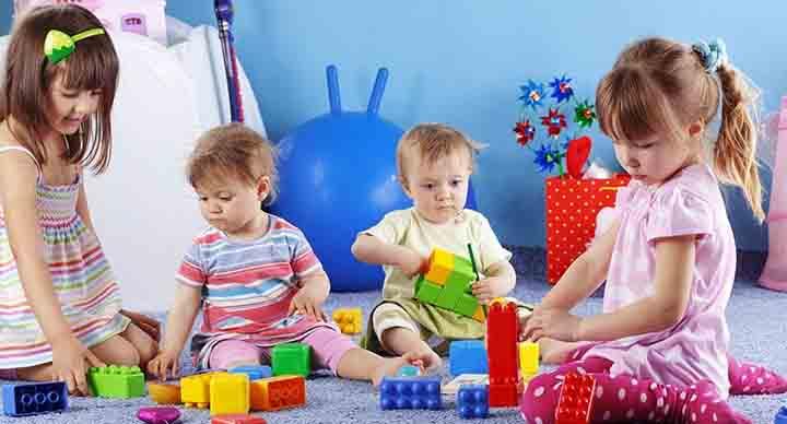 perkembangan sosial anak