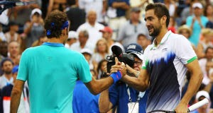 Marin Cilic beats Roger Federer to meet Kei Nishikori-US Open final
