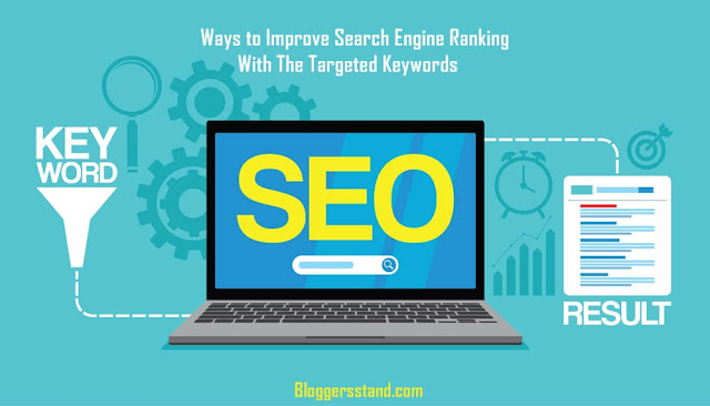 How To Improve Google Search Ranking With Targeted Keywords