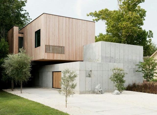 Minimalist and Stylish 2-Story House