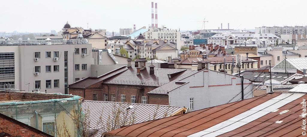 Казань высотная