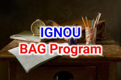 ignou bag exam date 2020