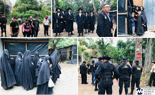 Police Raided Lev Tahor