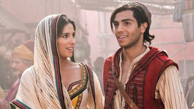 Aladdin 2 sedang dalam proses penghasilan