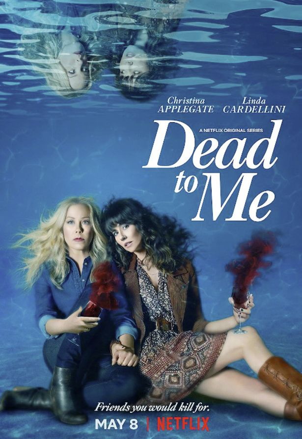 Dead to Me (2020) [Season 2] 720p | 480p HDRip x264 Esubs [Dual Audio] [Hindi DD 5.1 – English] [Ep 1 To 10 ADDED] Download & Watch Online Free
