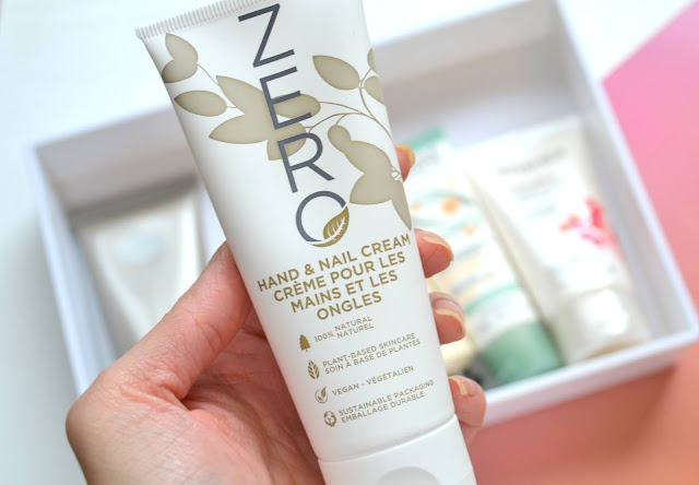 Zero Skincare Hand Cream Review