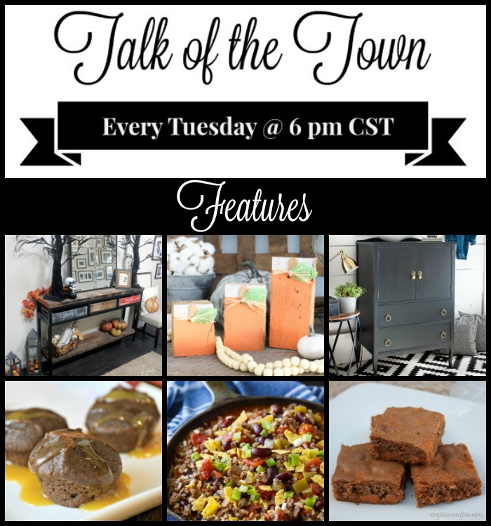 Talk Of The Town Party 142 Features